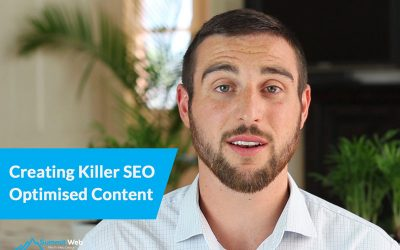 Creating Killer SEO Optimised Content For Your Website