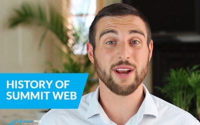 History of Summit Web Perth by Chris Dinham