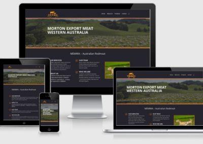 MEMWA – Startup Website