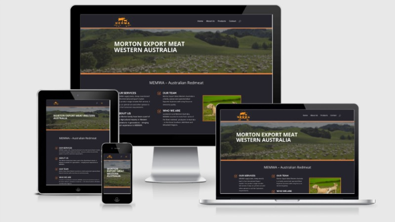 MEMWA website built by Summit Web, Perth's web design agency