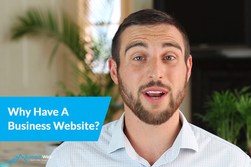 What Is The Point Of Having a Business Website?