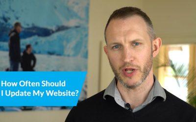How Often Should I Update My Website? [Video]