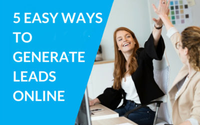 5 Easy, Quick and FREE Ways To Generate Online Leads in Perth