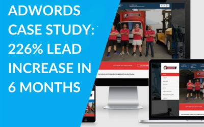 Adwords Case Study: 226% Lead Increase in 6 months.