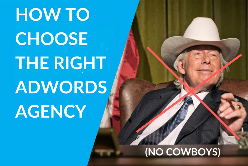 The 4 Keys to Choosing the Right Adwords Agency.