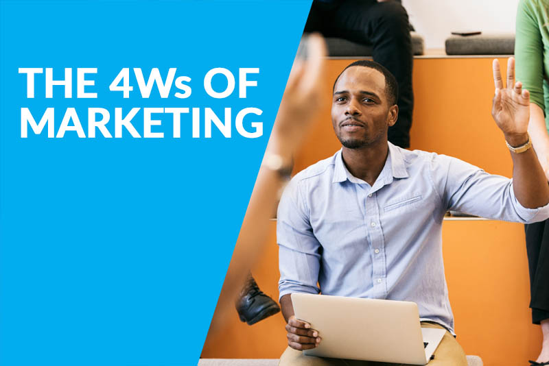 [Video] The 4ws of Marketing | Building Out Your Ideal Customer